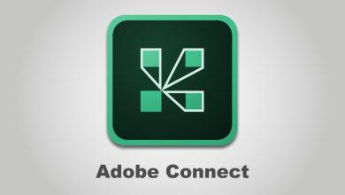 تصویر از ⭐ آشنایی اجمالی با محیط کلاس Adobe Connect
